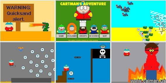 Cartman's Adventure