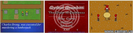 Gythol Granditti: The Crypt of Darkness