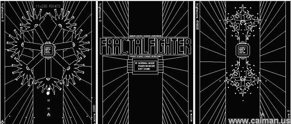 Fractal Fighter