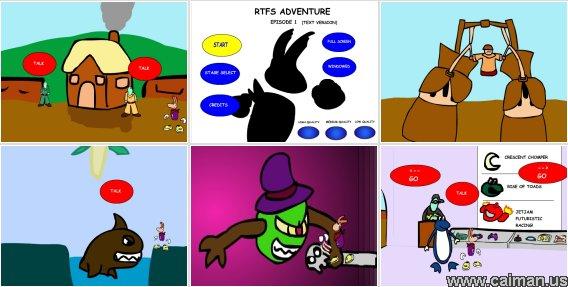 RTFS Adventure episode one