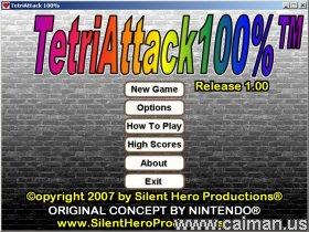 TetriAttack 100%