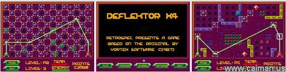 Deflektor X4