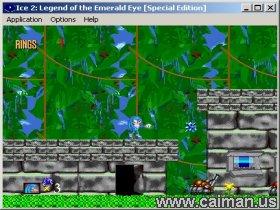 Ice 2: Legend of the Emerald Eye SE