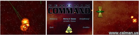Penguin Command