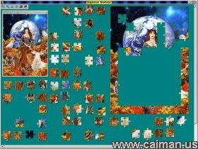 Jigsaw Solver 41