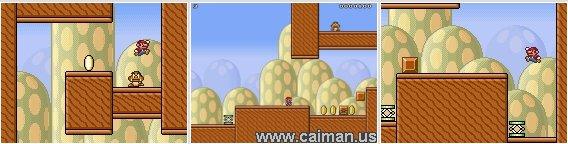 Mario's Run