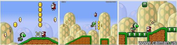 Yoshi Click And Go