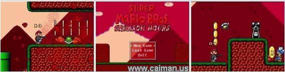 Super Mario Bros: Crimson Hours