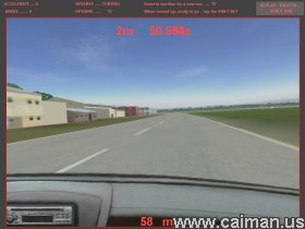 Top Gear Test Track Simulator