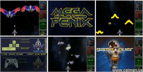 Mega Fenix Reloaded