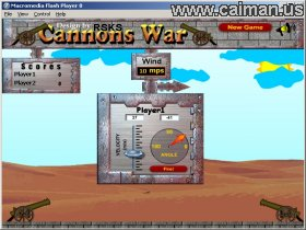 Cannons War