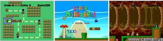 Super Mario Greetings
