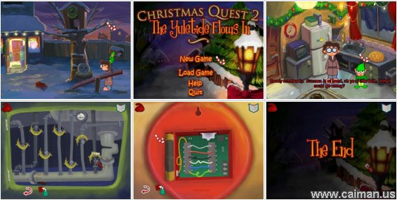 Christmas Quest 2