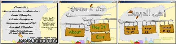 Beans & Jar
