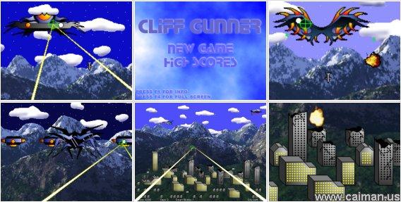 Cliff Gunner