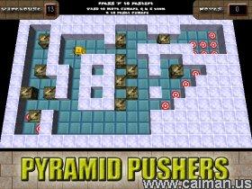 Pyramid Pushers