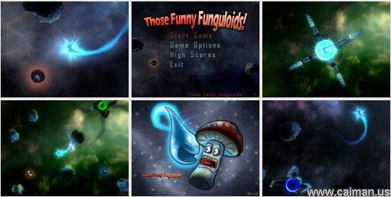 Those Funny Funguloids