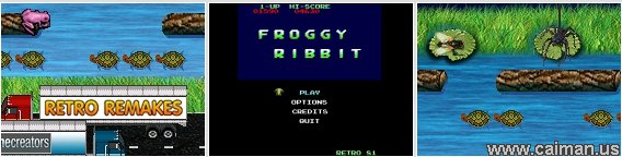 Froggy Ribbit