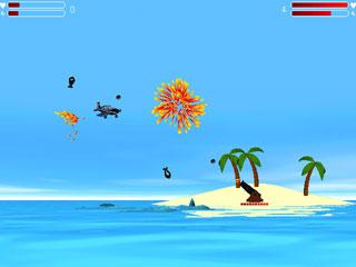Island Wars!