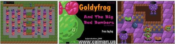 Goldyfrog and the Big Bad Bombers