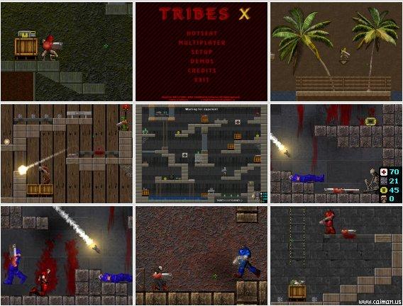 Tribes-X