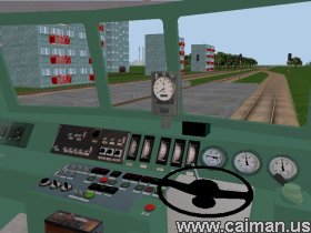 EU07-424 Locomotive Simulator