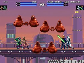 Star Wars: The Ultimate Battle