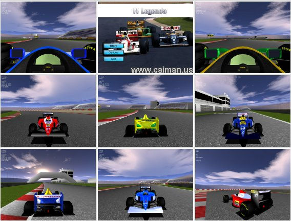 Download besplatne igre igrice F1 Legends