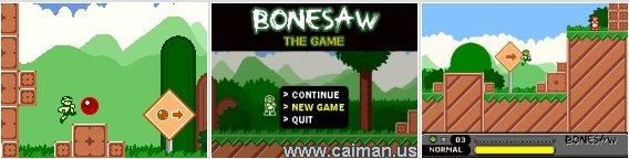 Bonesaw: The Game