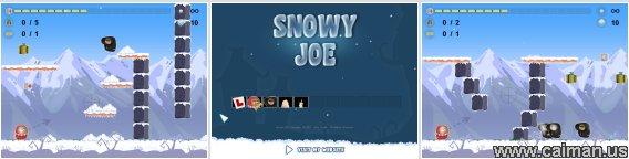 Snowy Joe