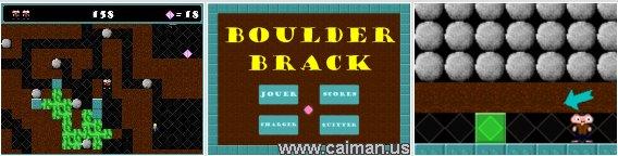 Boulder Brack