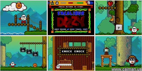 Excalibur Dizzy