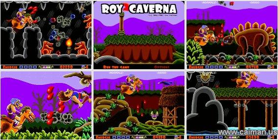 Roy Caverna