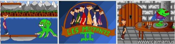 Les Mutants 2