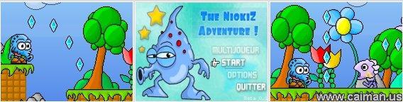 The NiokiZ Adventure