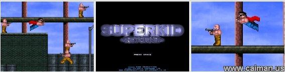 Superkid Returns