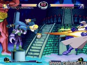Marvel vs Capcom 2 FE