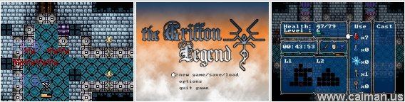 The Griffon Legend