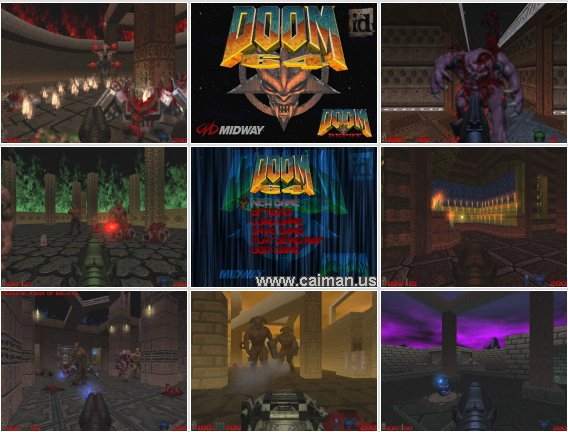 Doom 64 - Absolution