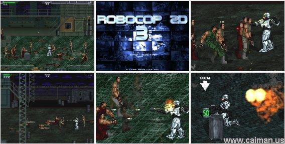 Robocop 2D 3