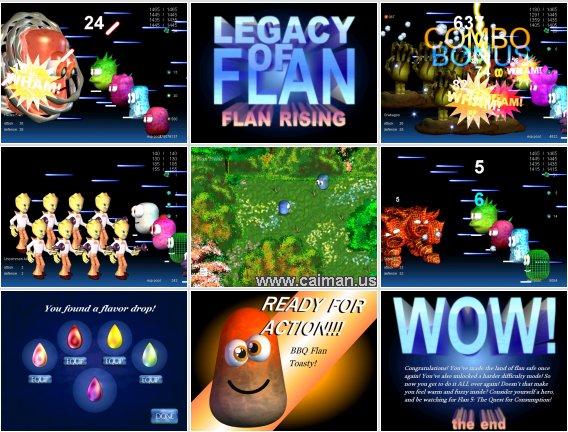 Legacy of Flan: Flan Rising