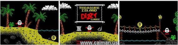 Treasure Island Dizzy Classic