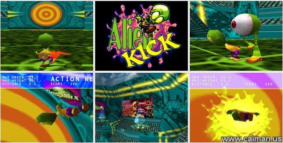 Alien Kick