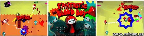 Fantastic Blood Boy