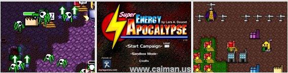 Super Energy Apocalypse