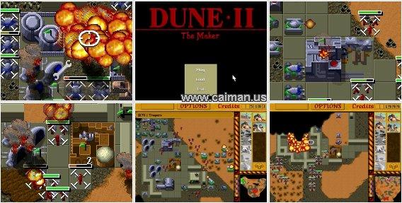 Dune 2 - The Maker