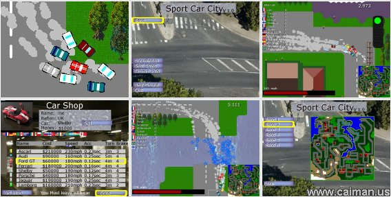 Sport Car City
