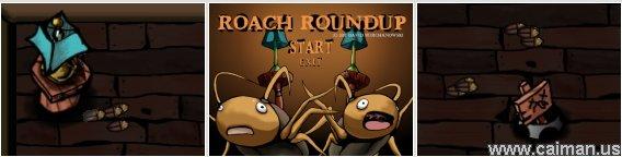Roach Roundup