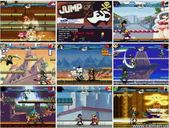Jump Tamashii Stars X2