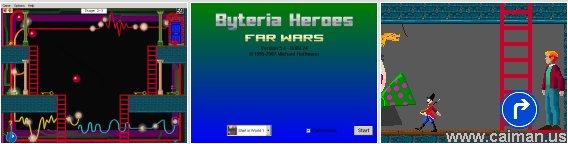 Byteria Heroes - Far Wars